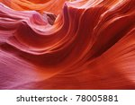 Fiery Waves In The Stone. The...