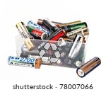 Batteries To Recycling In...