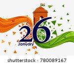 vector illustration of 26... | Shutterstock .eps vector #780089167