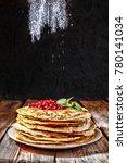 bakery or homemade cuisine....   Shutterstock . vector #780141034
