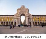 lisbon  portugal   november 7....   Shutterstock . vector #780144115