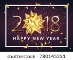 vector stock premium luxury... | Shutterstock .eps vector #780145231