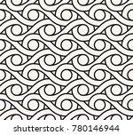 seamless pattern. geometric...   Shutterstock .eps vector #780146944
