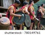 hue  vietnam  june 19  2017 co... | Shutterstock . vector #780149761