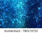 bulb future technology ...   Shutterstock . vector #780173725