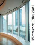 blurred office and hallway... | Shutterstock . vector #780199051