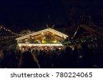 munich december 17  people... | Shutterstock . vector #780224065