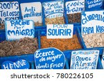 selection of spices on a... | Shutterstock . vector #780226105
