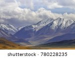 snow mountain qinghai china | Shutterstock . vector #780228235