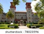 Lightner Museum historic St. Augustine Florida usa