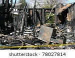 The Charred Ruin And Remains O...