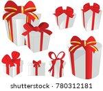 present box vector   Shutterstock .eps vector #780312181