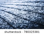 seasonal background a bit of... | Shutterstock . vector #780325381