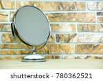 the image of mirror | Shutterstock . vector #780362521