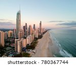 surfers paradise from the air. | Shutterstock . vector #780367744