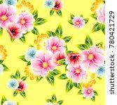 abstract elegance seamless...   Shutterstock .eps vector #780421729