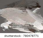 oil painting on canvas handmade.... | Shutterstock . vector #780478771