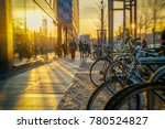 beautiful leipzig as a city... | Shutterstock . vector #780524827