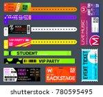 event bracelets set event