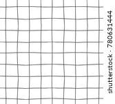 Black and white baby seamless patterns, monochrome illustrations. Scandinavian style.