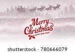 raster version. the inscription ... | Shutterstock . vector #780666079