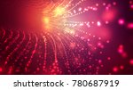 abstract vector background ... | Shutterstock .eps vector #780687919
