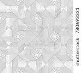 vector seamless models. modern...   Shutterstock .eps vector #780693331
