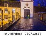 bruges  belgium   december 13 ... | Shutterstock . vector #780713689