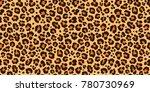 leopard pattern texture... | Shutterstock .eps vector #780730969