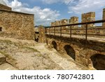 the ruins of the ancient... | Shutterstock . vector #780742801