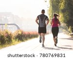urban sports  healthy young... | Shutterstock . vector #780769831