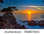 Sunset At Pebble Beach   Carmel ...