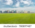 cityscape and skyline of... | Shutterstock . vector #780897487