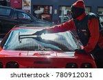 johannesburg gauteng   south... | Shutterstock . vector #780912031
