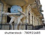 odessa  ukraine. 15 december... | Shutterstock . vector #780921685