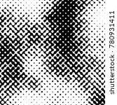 abstract halftone pattern... | Shutterstock .eps vector #780931411