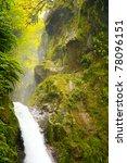 The Waterfalls La Paz  Costa...