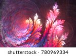 abstract fractal patterns and... | Shutterstock . vector #780969334