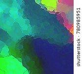 digital colorful background... | Shutterstock . vector #780985951