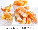 Orange Turkish Delight With...