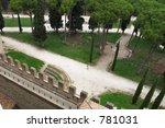 piazza cavour | Shutterstock . vector #781031