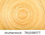 many wooden circles for... | Shutterstock . vector #781038577