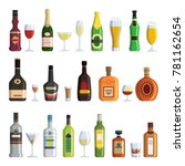 Illustrations Of Alcoholic...