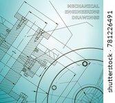 backgrounds of engineering... | Shutterstock .eps vector #781226491