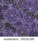 abstract background in pastel... | Shutterstock . vector #781291189