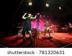 barcelona   mar 18  la oreja de ... | Shutterstock . vector #781320631