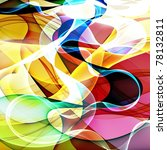 colorful smoke background   Shutterstock . vector #78132811