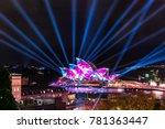 sydney  australia   june 13 ... | Shutterstock . vector #781363447