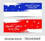header or banner of martin...   Shutterstock .eps vector #781443469