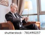 worldwide web. thoughtful...   Shutterstock . vector #781490257